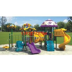 大型室外游乐场设备幼儿园组合滑梯厂家直销图片