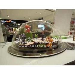 展示防尘罩亚克力摄像头罩亚克力太空球图片