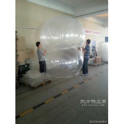 亚克力透明圆球透明亚克力大半球3米透明圆球图片