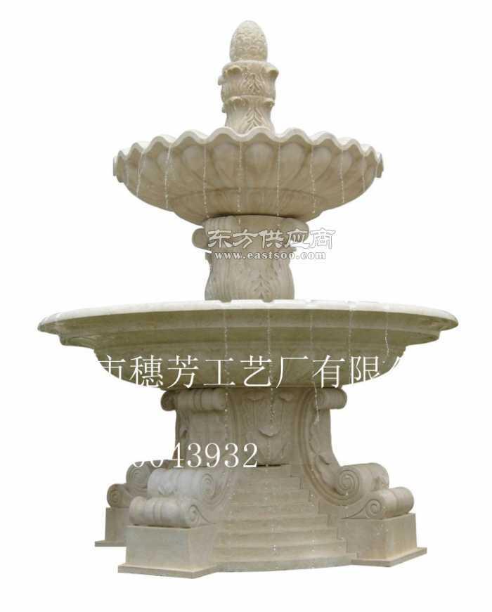 园林喷泉景观园艺喷泉树脂工艺喷泉
