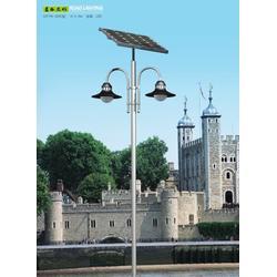 庭院灯,农村道路建设基础用灯,4米庭院灯图片