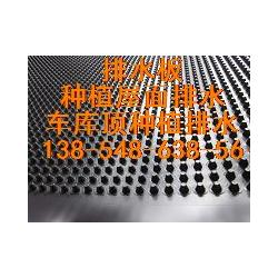 排水板、绿泰H25蓄排水板生产厂家、石家庄车库排水板图片