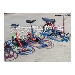 冰上自行车图片