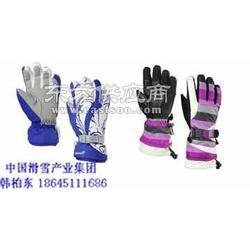 滑雪专用手套图片