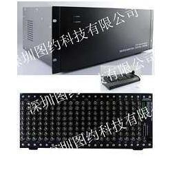 监控视频矩阵_矩阵切换器_视频分配器图片