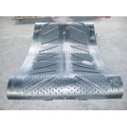 天海胶带-抛丸机橡胶履带材质-橡胶履带图片