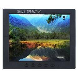 8寸VGA接口监视器/8寸AV监视器/8寸网络监视器图片