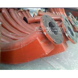 渤洋生产矿用耐磨弯头图片