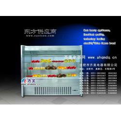 水果保鲜柜 超市水果保鲜柜外壳潮湿是出故障了吗图片
