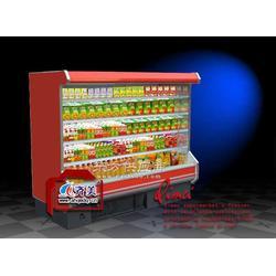 保鲜熟食柜采取隔热与防潮的作用图片