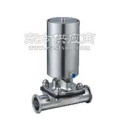 进口气动隔膜阀进口气动不锈钢隔膜阀图片