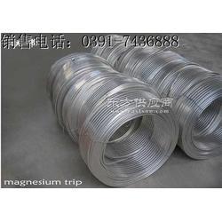 镁带状阳极 阴极保护材料镁带图片