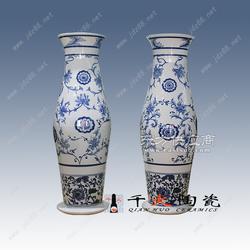 高档礼品陶瓷大花瓶生产厂家手绘陶瓷花瓶图片