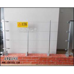 鑫尚F9000张力式电子围栏报警系统/电子围栏厂家图片