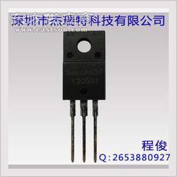 消费电子芯片6N65高压Mos管晶圆裸片供应图片