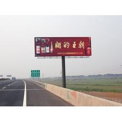 擎天柱广告牌,惠州立柱广告装饰工程公司,擎天柱广告图片
