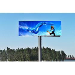 广州立柱广告、惠州立柱广告、双面单立柱广告牌图片