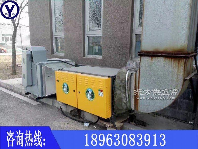 济南优质烧烤油烟净化系统 主要清洗流程图片