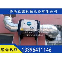 机械厂小型油烟净化器 油烟处理电场配置图片