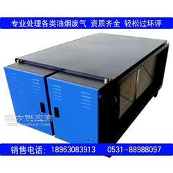实力低空油烟净化系统低噪音油烟净化装置图片