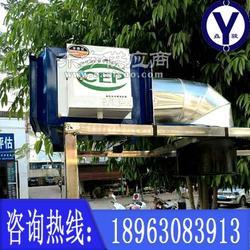 山东博兴净化器厂家 高低压电场净化技术图片