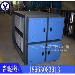 实用型油烟净化设施安装厨房排油烟系统图片