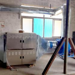 济南油烟分离器厂家撑起泉城半边蓝天图片