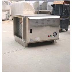 济南油烟净化器检测单位权威报告图片