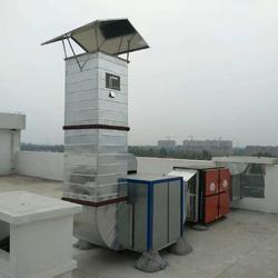 济南饭店油烟检测单位环保界的学者图片