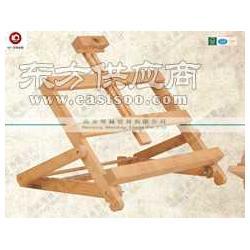 木制桌面台式画架 台式画架 展示画架MHJ-4D图片