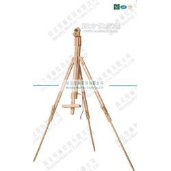 曼赫画架 木质画架 平衡三角画架MW07B图片