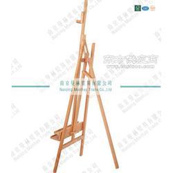 銷售木質畫架 素描畫架 前傾式畫架MW09B圖片