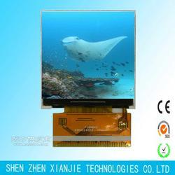 2.4寸液晶屏生产图片