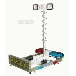 一体化车载移动照明警示系统图片