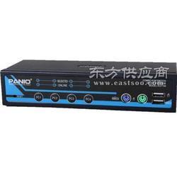 SZ KVm切换器厂家 四进一出USB切换器KVM混接切换器图片