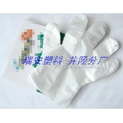 一次性PE手套 薄膜手套 卫生手套厂家图片