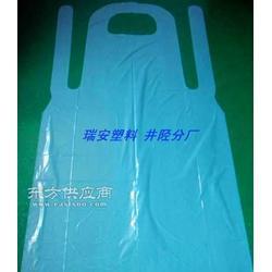 PE围裙 一次性PE围裙 塑料薄膜围裙图片