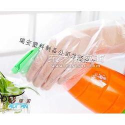 洗洁用一次性PE手套图片