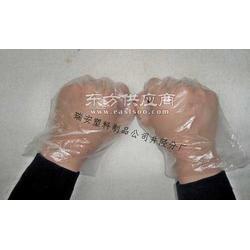 防菌一次性使用PE手套图片