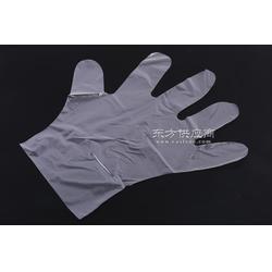 压纹防滑一次性PE手套图片