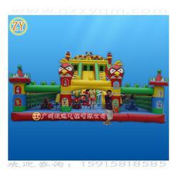 我司以客户追求为本、(充气城堡)、广州充气城堡图片