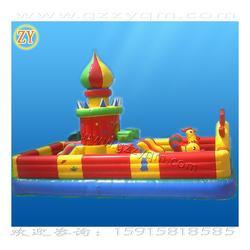 【上海充气城堡】|出售儿童充气城堡|很容易打开和关闭图片