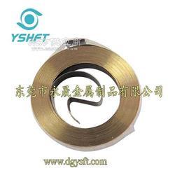 恒力发条不锈钢发恒力弹簧 可按尺寸定制图片