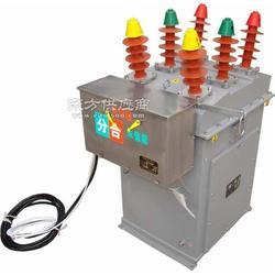 JLSZK-12W帶真空開關型高壓預付費計量箱安裝方式圖片