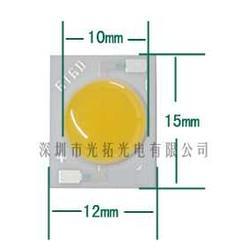 陶瓷基板COB面光源-仿夏普COB光源-GT1215-15W图片