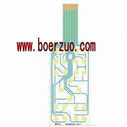 软性线路薄膜、深圳软性线路薄膜厂、软性线路薄膜制作图片