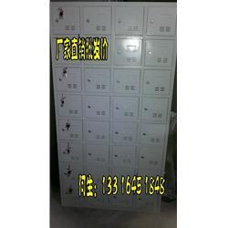 超市24门储物柜、打条码48门储物柜、游泳场所储物柜图片