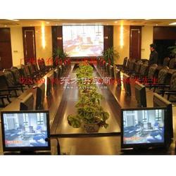 会议专用22寸液晶屏升降器图片