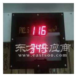 固定式在线PM2.5空气质量检测仪图片