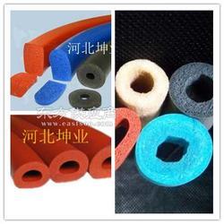 各种硅胶发泡密封条 海绵硅胶管图片